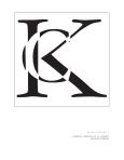 "Initials ""K"" and ""C"""