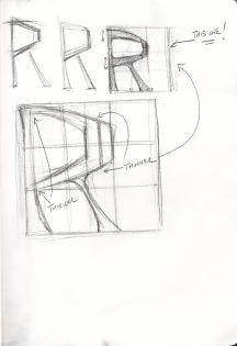 Letterform R_02