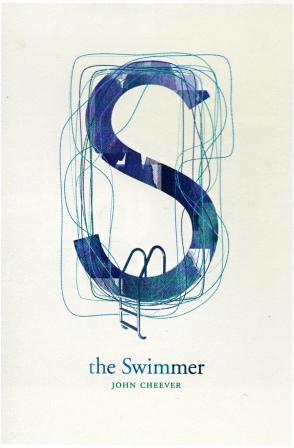 The Swimmer cover art by Anne Jordan