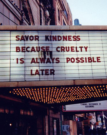Savor Kindness