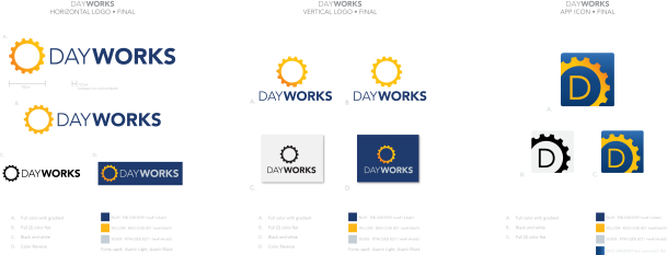 DAYWORKS Style Sheet - FINAL